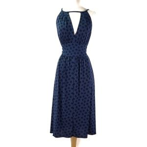 Marc by Marc Jacobs Blue & Black Dress Size Small
